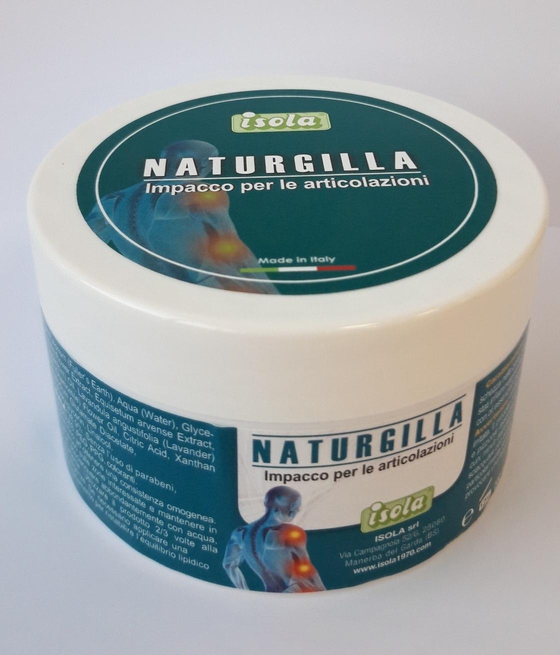 Naturgilla Impacco per le articolazioni