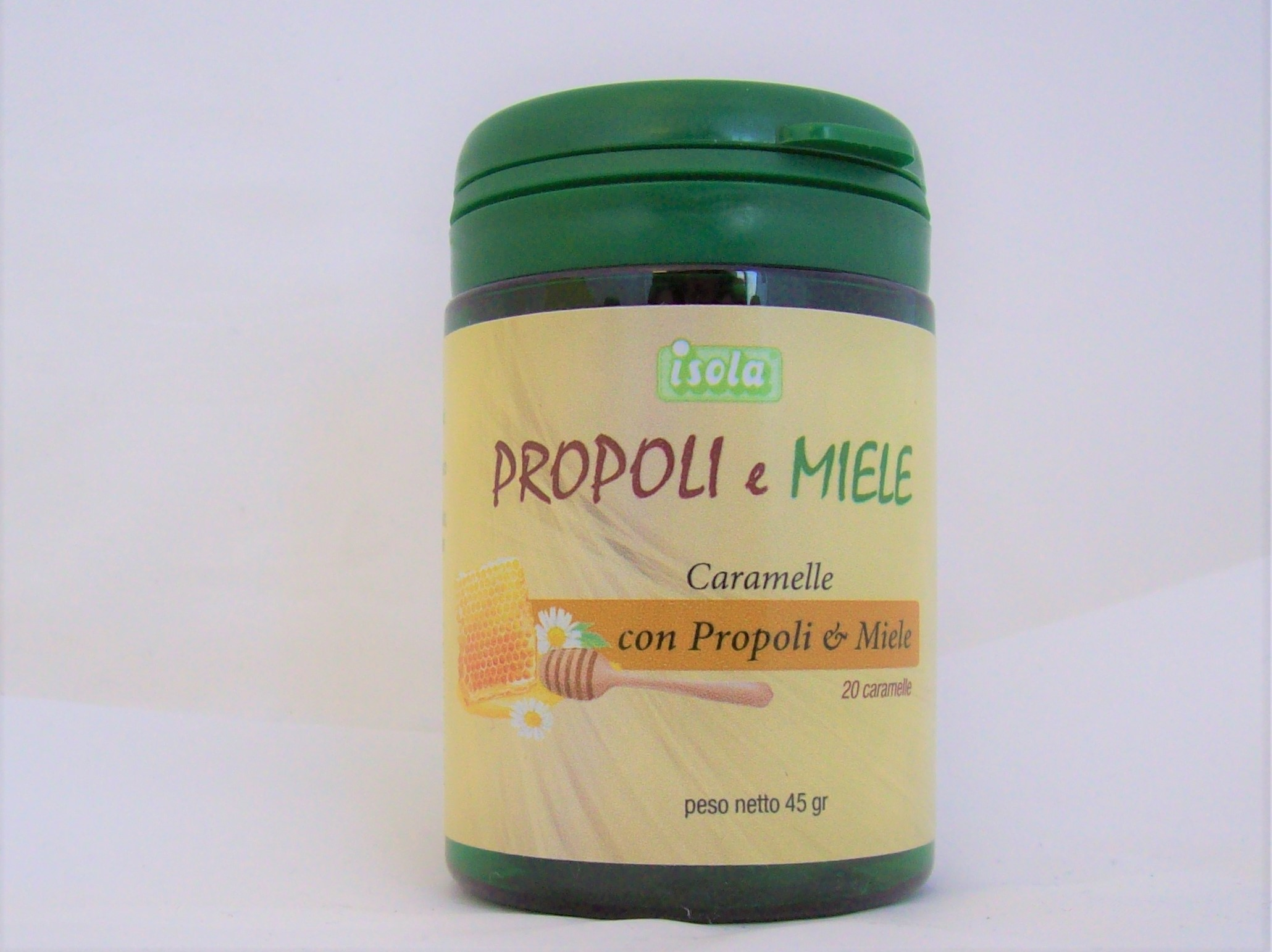 Caramelle Propoli e Miele 20 caramelle
